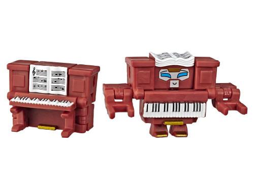 Transformers BotBots Series 3 Calamity Keys Mystery Minifigure [Music Mob Loose]