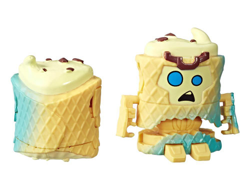 Transformers BotBots Series 3 Disgusto Desserto Mystery Minifigure [Spoiled Rottens Loose]