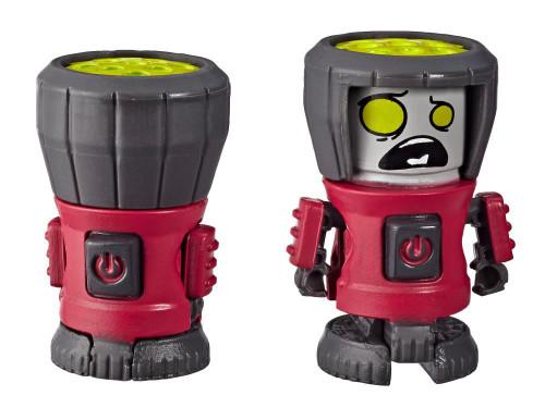 Transformers BotBots Series 3 Terror Tale Torch Mystery Minifigure [Jock Squad Loose]