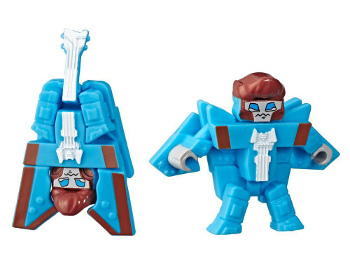Transformers BotBots Series 3 Axwell Mystery Minifigure [Music Mob Loose]