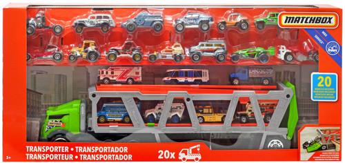 Matchbox Transporter Diecast Vehicle 20-Pack