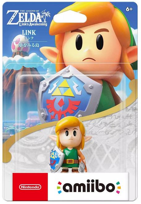 Nintendo Link's Awakening Amiibo Link Mini Figure