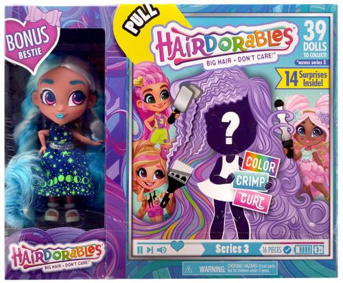 Hairdorables Series 3 Doll Neila Bonus Bestie 2-Pack