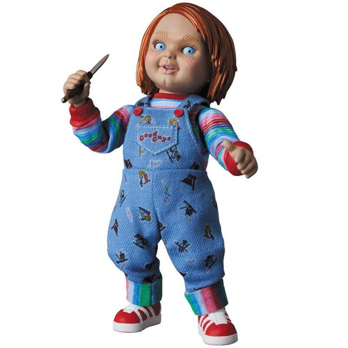 Child's Play 2 MAFEX Chucky Action Figure [Good Guy Doll] (Pre-Order ships January)