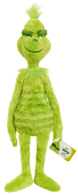 Dr. Seuss The Grinch Exclusive 23-Inch Jumbo Plush