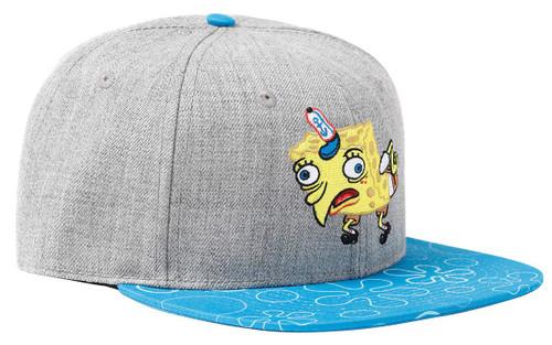 Nickelodeon Spongebob Squarepants Chicken Snapback Cap