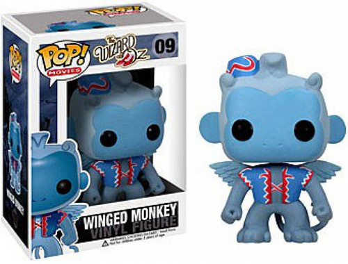 Funko The Wizard of Oz POP! Movies Winged Monkey Vinyl Figure #09 [Damaged Package]