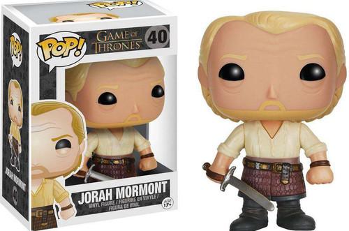 Funko Game of Thrones POP! TV Jorah Mormont Vinyl Figure #40 [Damaged Package]
