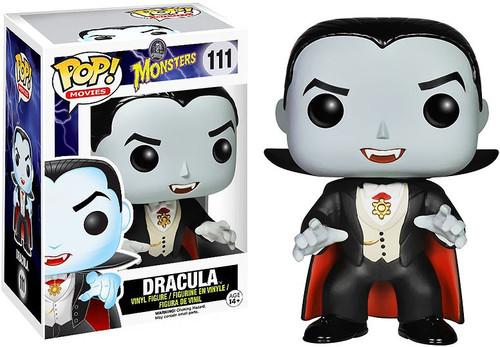Funko Universal Monsters POP! Movies Dracula Vinyl Figure #111 [Damaged Package]