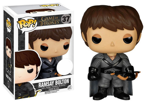 Funko Game of Thrones POP! TV Ramsay Bolton Exclusive Vinyl Figure #37 [Damaged Package]