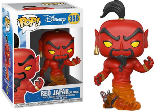 Funko Aladdin POP! Disney Jafar Vinyl Figure [Regular Version, Damaged Package]