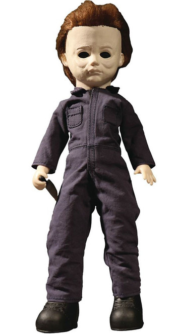 Living Dead Dolls Halloween Michael Myers 10-Inch Doll [1978, Damaged Package]