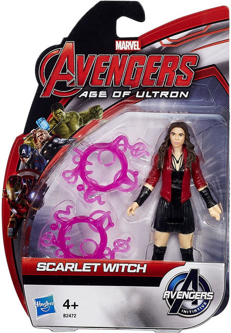 Marvel Avengers Age of Ultron All Stars Scarlet Witch Action Figure [Damaged Package]