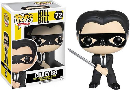 Funko Kill Bill POP! Movies Crazy 88 Vinyl Figure #72 [Damaged Package]