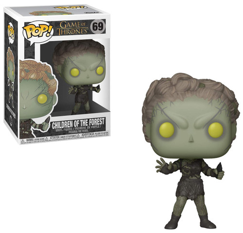 Funko Game of Thrones POP! Children of the Forest Vinyl Figure #69 [Damaged Package]