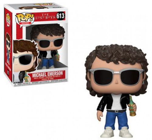 Funko The Lost Boys POP! Movies Michael Emerson Vinyl Figure #615 [Damaged Package]