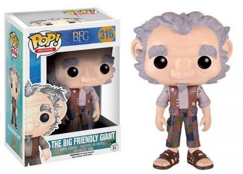 Funko POP! Movies The Big Friendly Giant Vinyl Figure #316 [BFG, Damaged Package]