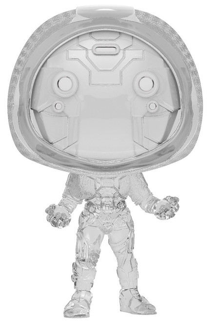 Funko Ant-Man and the Wasp POP! Marvel Ghost Exclusive Vinyl Figure #345 [Invisible, Damaged Package]