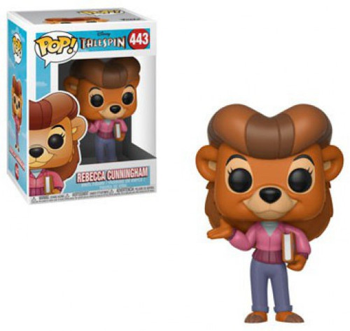Funko TaleSpin POP! Disney Rebecca Cunningham Vinyl Figure #443 [Damaged Package]