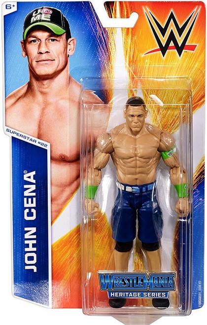 WWE Wrestling Series 48 John Cena Action Figure #22 [Damaged Package]