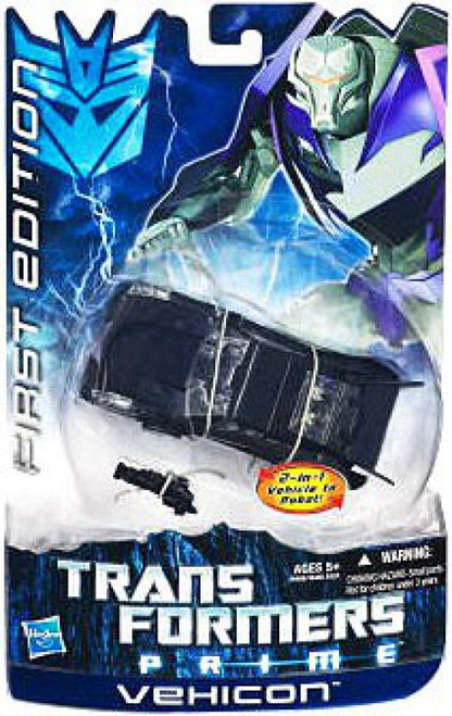 Transformers Prime First Edition Deluxe Vehicon Deluxe Action Figure [Damaged Package]