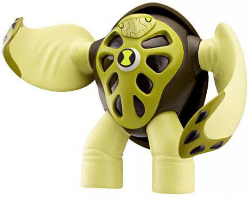 Ben 10 Ultimate Alien Terraspin Action Figure [Damaged Package]