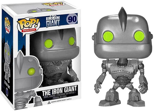 Funko POP! Movies The Iron Giant Vinyl Figure #90 [Damaged Package]