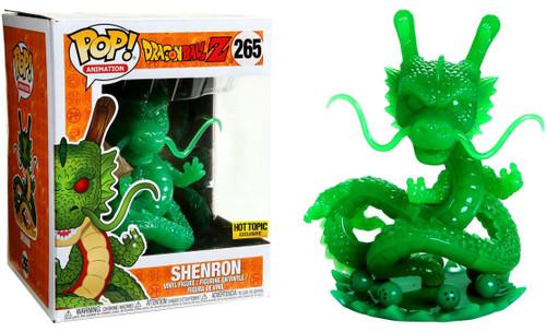 Funko Dragon Ball Z POP! Animation Shenron Exclusive 6-Inch Vinyl Figure #265 [Jade, Super-Sized, Damaged Package]