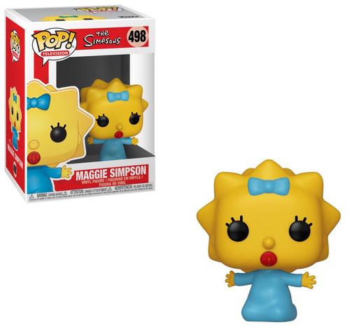 Funko The Simpsons POP! TV Maggie Vinyl Figure [Damaged Package]