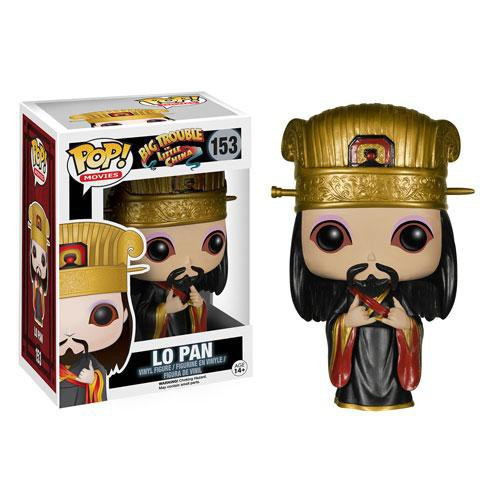 Funko Big Trouble in Little China POP! Movies Lo Pan Vinyl Figure #153 [Damaged Package]