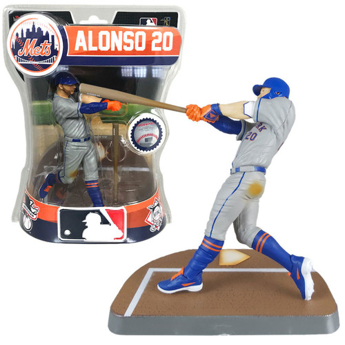MLB New York Mets 2020 Peter Alonso Action Figure