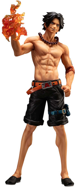 One Piece Ichiban Portgas D Ace 11.8-Inch Collectible PVC Figure [The Bonds of Brothers]