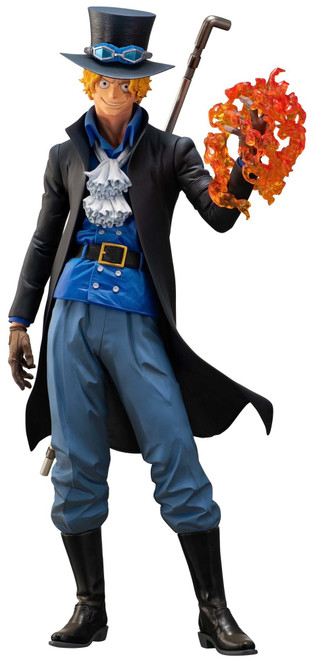 One Piece Ichiban Sabo 11.8-Inch Collectible PVC Figure [The Bonds of Brothers]