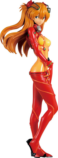 Evangelion Ichiban Asuka 8.7-Inch Collectible PVC Figure [:2.0 Test Plug Suit]