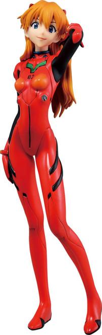 Evangelion Ichiban Asuka 8.7-Inch Collectible PVC Figure [:2.0]