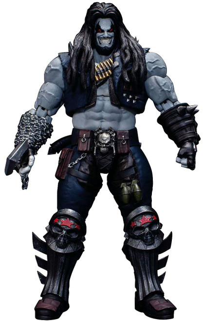 DC Injustice 2 Gods Among Us Lobo Action Figure
