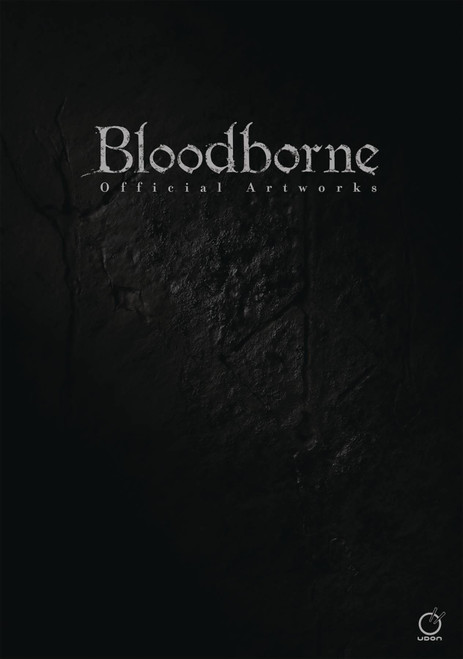 Udon Entertainment Corp Bloodborne Softcover Book [Official Artworks]