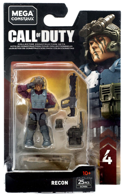 Call of Duty Specialists Series 4 Recon Mini Figure