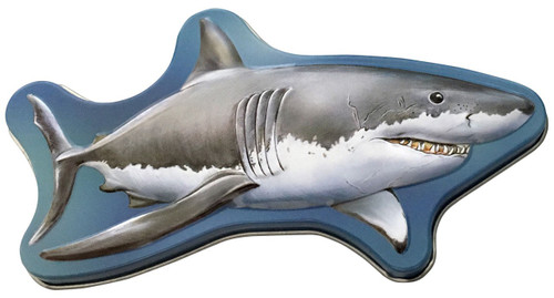 Candy Maneater Shark Bait 1.0 Ounce Candy Tin