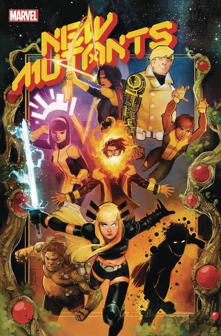 Marvel Comics New Mutants #1 Comic Book