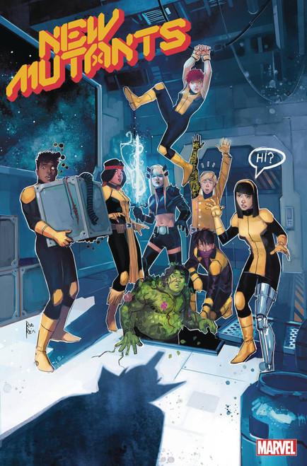 Marvel Comics New Mutants #2 Comic Book
