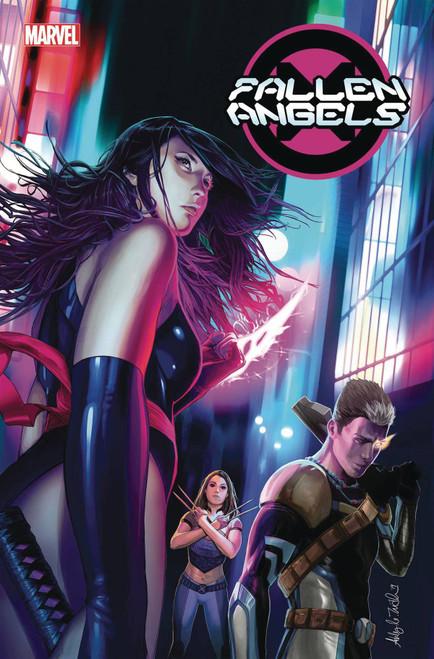 Marvel Comics Fallen Angels #1 Comic Book