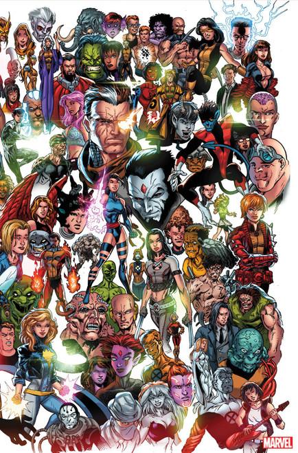 Marvel Comics Fallen Angels #1 Comic Book [Mark Bagley Evey Mutant Variant Cover]