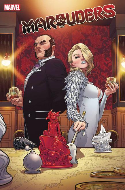 Marvel Comics Marauders #2 Comic Book