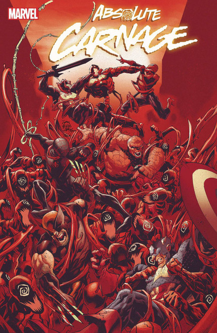 Marvel Comics Absolute Carnage #5 Comic Book