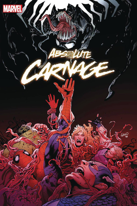 Marvel Comics Absolute Carnage #5 Comic Book [Greg Land Variant Cover]