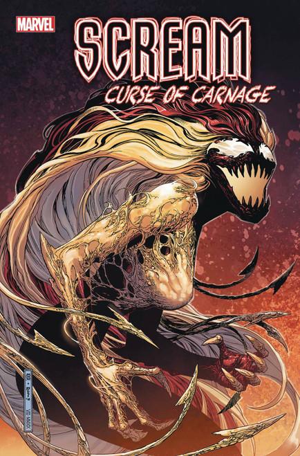 Marvel Comics Scream Curse of Carnage #1 Comic Book