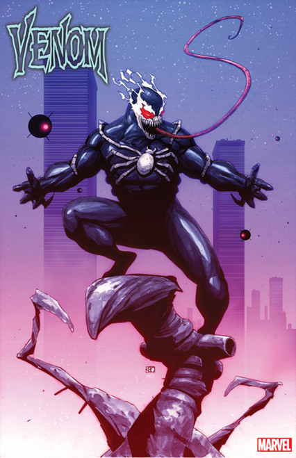 Marvel Comics Venom #20 Comic Book [Khoi Pham 2099 Variant Cover]