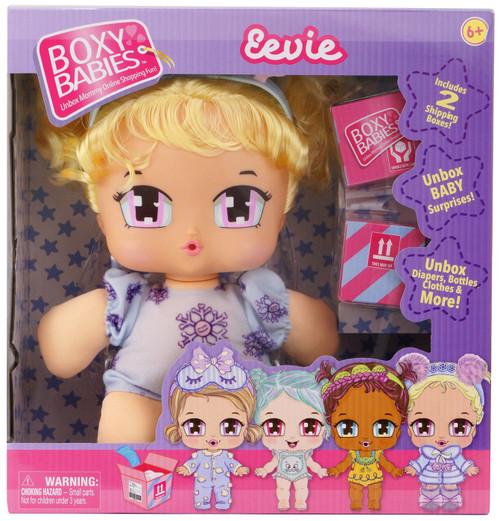 Boxy Girls Boxy Babies Eevie Doll