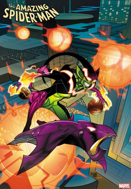 Marvel Comics Amazing Spider-Man #34 2099 Comic Book [Patrick Gleason Variant Cover]